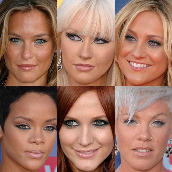 Какой макияж подойдет к серо-голубым глазам и светлой коже