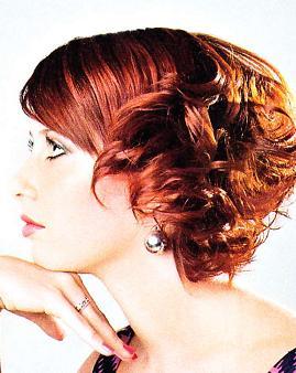 Волосы кудри фотошоп online - 5f