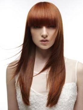 Оттенки рыжего цвета волос фото