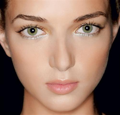 Красивый макияж для карих глаз Пошаговое фото 66