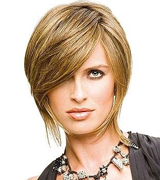 Причёски для овального лица