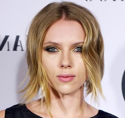 Фото на тему макияж для серых глаз и русых волос.