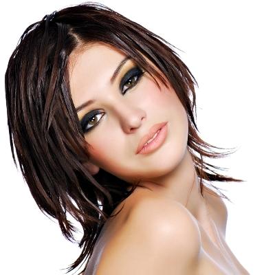 Соблазнительный макияж для зеленых глаз фото