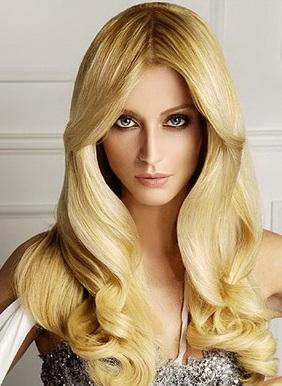 Фото блондинки волосы
