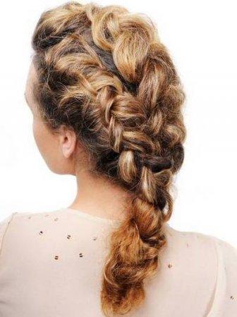 Прически на средние волосы фото видео мастер-классы