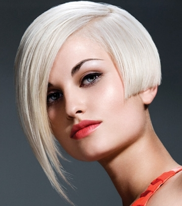 Покрасить волосы в два цвета фото - 29