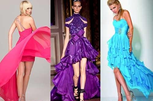 фасоны платьв для полных и низких женщин