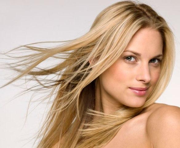 светлый цвет волос фото: