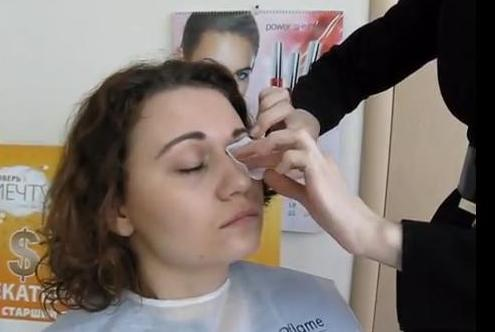 LO endearments: мастер-класс по макияжувидио